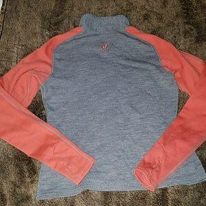 ibex Tops - Ibex zip-up sweatshirt